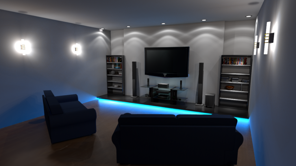home cinema sans fil