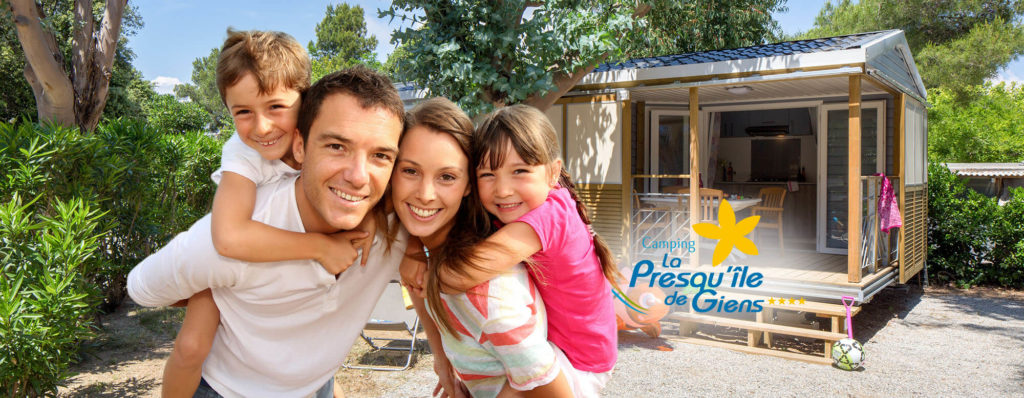 budget camping giens
